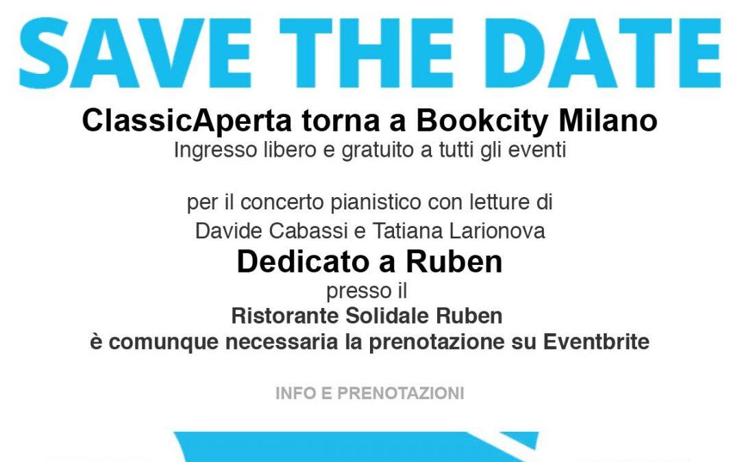 2019-11-06 Invito ClassicAperta Bookcity
