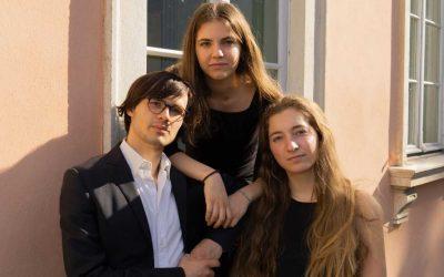 Villa Scheibler: teenagers' rhapsody