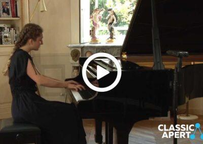 Video: Caterina Zampa – F. Chopin Sonata n.2 in B-Flat Minor, op.3