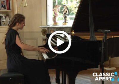 Video: Caterina Zampa – F. Chopin Sonata n.2 in B-Flat Minor, op.3