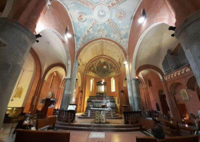 MITO SettembreMusica 2020: Abbazia di Santa Maria Rossa in Crescenzago - I doni di Palestrina