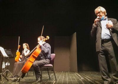 MITO SettembreMusica 2020: Teatro Bruno Munari - Grazia