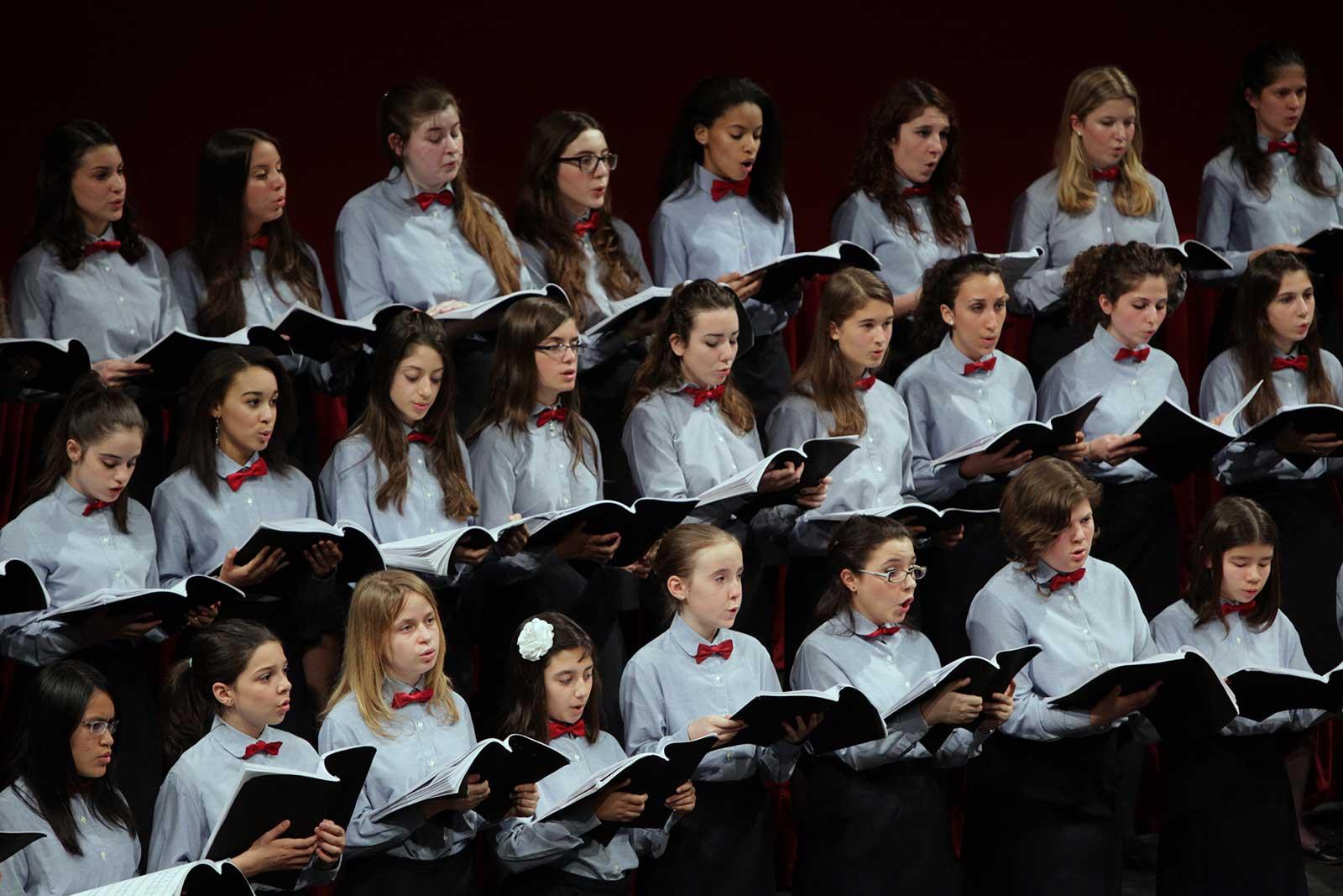 Coro Voci Bianche Accademia Teatro alla Scala