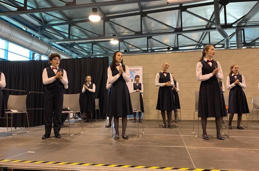 Festa dei nonni – Coro voci bianche Accademia Teatro alla Scala