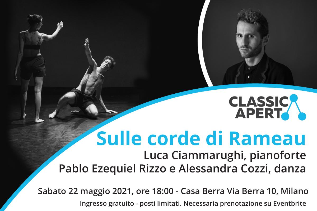ClassicAperta - Luca Ciammarughi: Sulle corde di Rameau