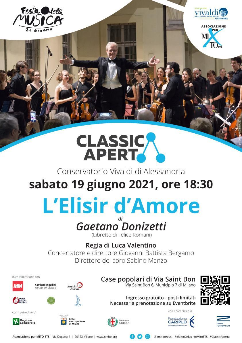 ClassicAperta: Houdini the great - programma di Sala