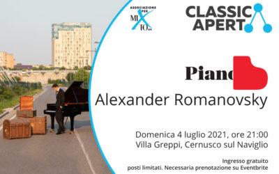 Alexander Romanovsky: Piano B