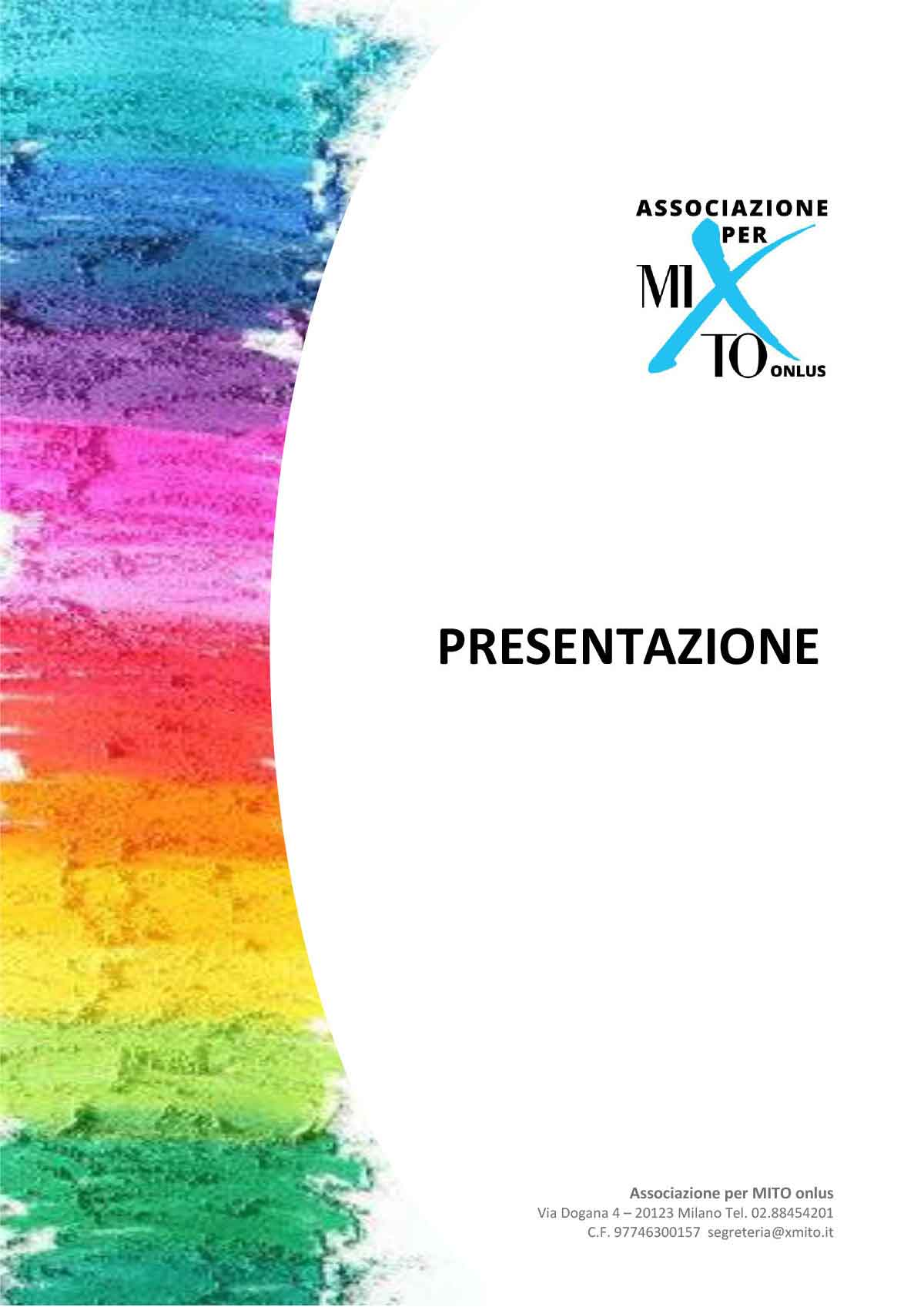 Presentazione Associazione